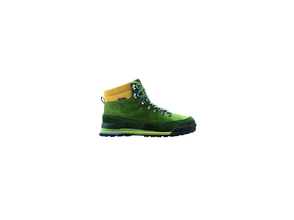 CMP HEKA TREKKING WP  Green n Yellow
