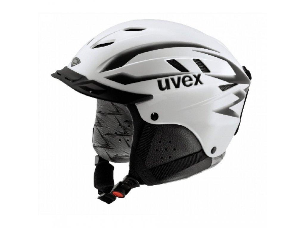 Uvex X-RIDE  junior motion Black n White