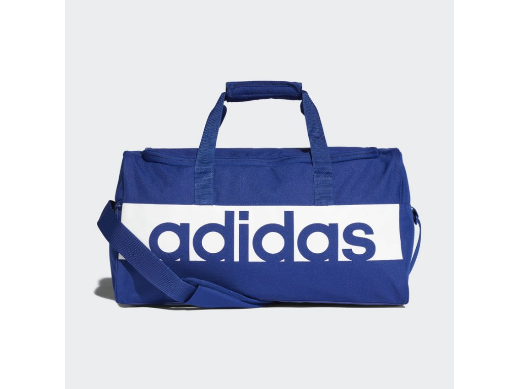 7edee0188c Adidas LINEAR PERFORMANCE DUFFEL BAG SMALL Blue - JM SPORT