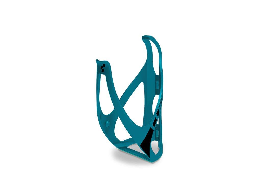 Cube BOTTLE CAGE HPP Mat Mint n Black