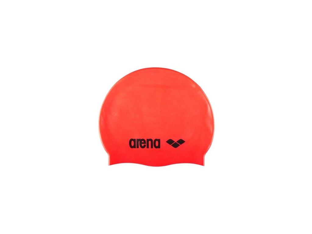 Arena Classic Silicone Red