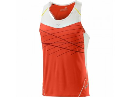 Mizuno DryLite Cooltouch Singlet