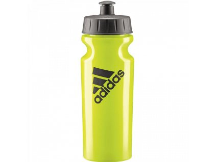 Adidas PERFORMANCE BOTTLE 0,5 l - zelená