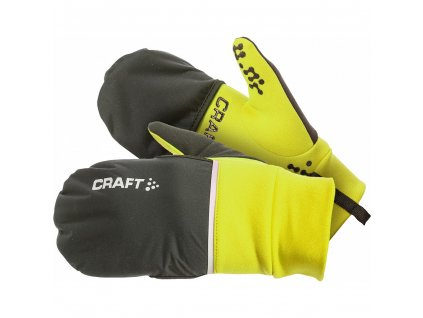 Craft HYBRID WEATHER Yellow n Black