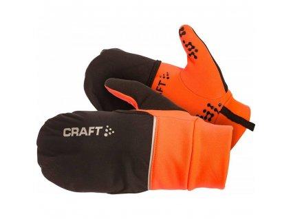 Craft HYBRID WEATHER Orange n Black