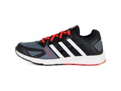 Adidas AZ - FAITO K - čierna/biela/červená