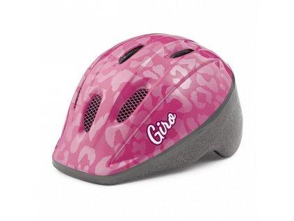 Giro ME2 pink leopard