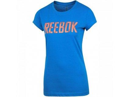 Reebok GR BAS RBK FIT - modrá/oranžová