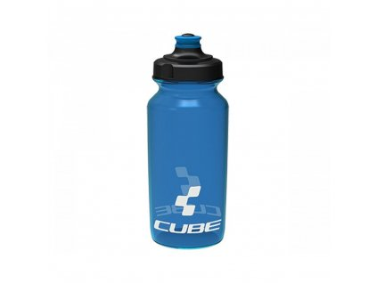 Cube BOTTLE 0.5L ICON - modrá