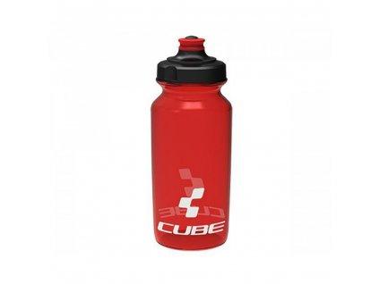 Cube BOTTLE 0.5L ICON - červená