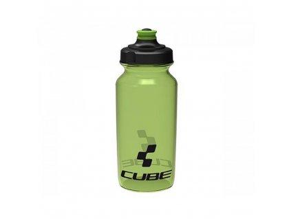 Cube BOTTLE 0.5L ICON - zelená