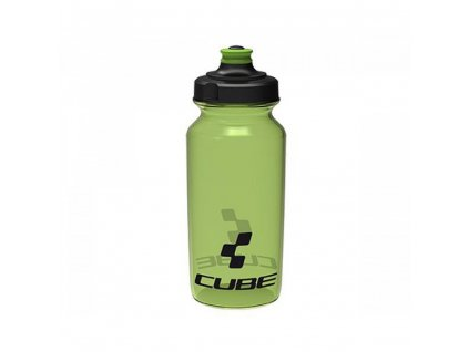 Cube BOTTLE 0.5L ICON - zelená