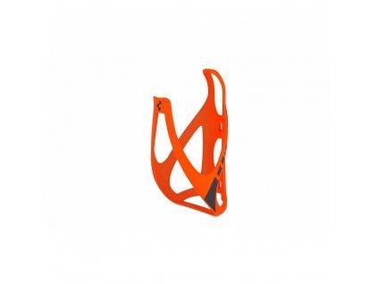 Cube BOTTLE CAGE HPP - červená matná / čierna