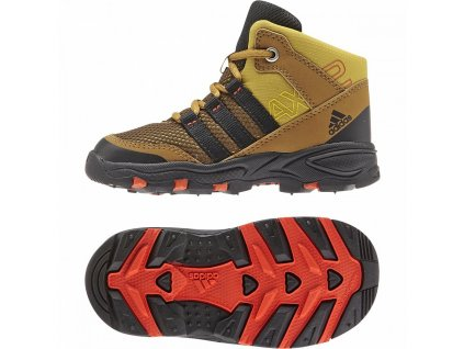 Adidas AX2 MID I - Brown n Black
