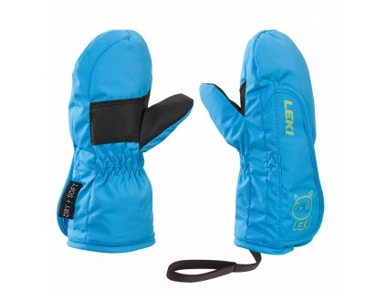 Leki LEKI Smiley Kids Mitten Blue