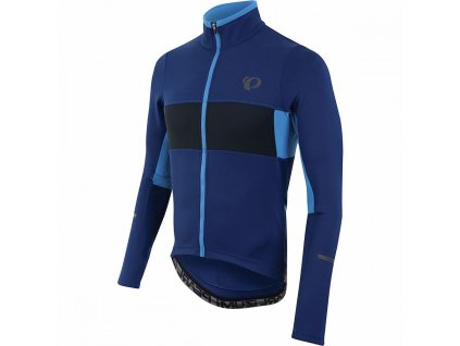 PEARL iZUMi Elite Thermal Jersey Dark Blue