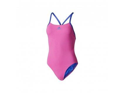 Adidas 3-Stripes Swimsuit Infinitex W