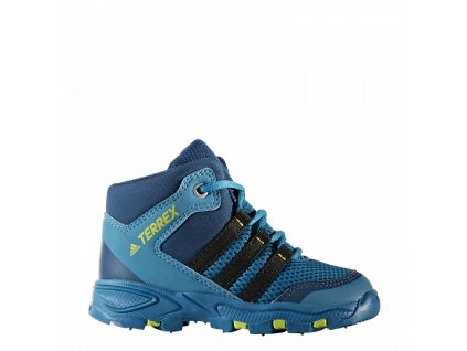 Adidas Performance AX2 MID I Dark Blue n Blue