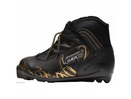 Botas Perun Women Black n Gold