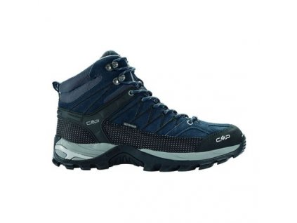CMP RIGEL MID TREKKING WP Dark Blue n Black