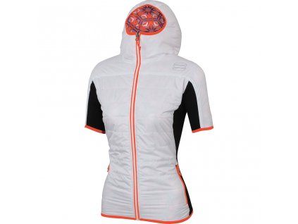Sportful RYTHMO EVO W PUFFY White n Pink