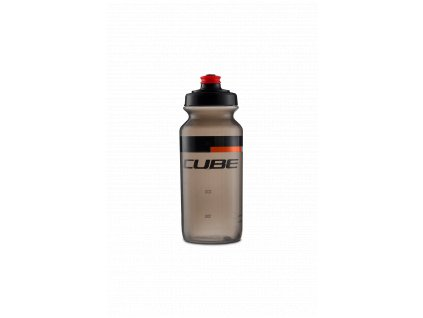Cube BOTTLE 0,5L TEAMLINE Black