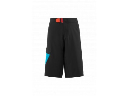 Cube JUNIOR SHORT Black n Red