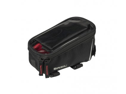 kapsicka na ram bicykla basil sport design frame bag v