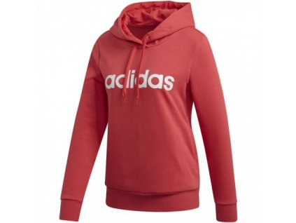 adidas w essentials linear over head hoodie w fm6440