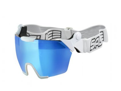Lyziarske okuliare SALICE 607 bianco rw blu