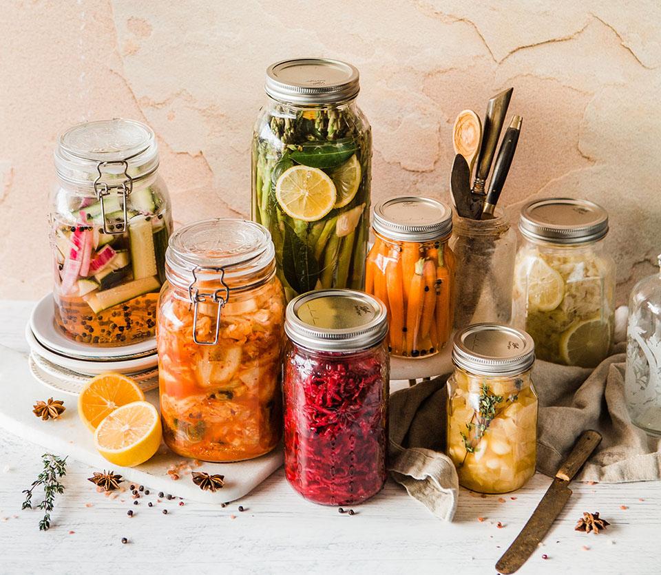 Fermentovaná zelenina - super chutná a mega zdravá