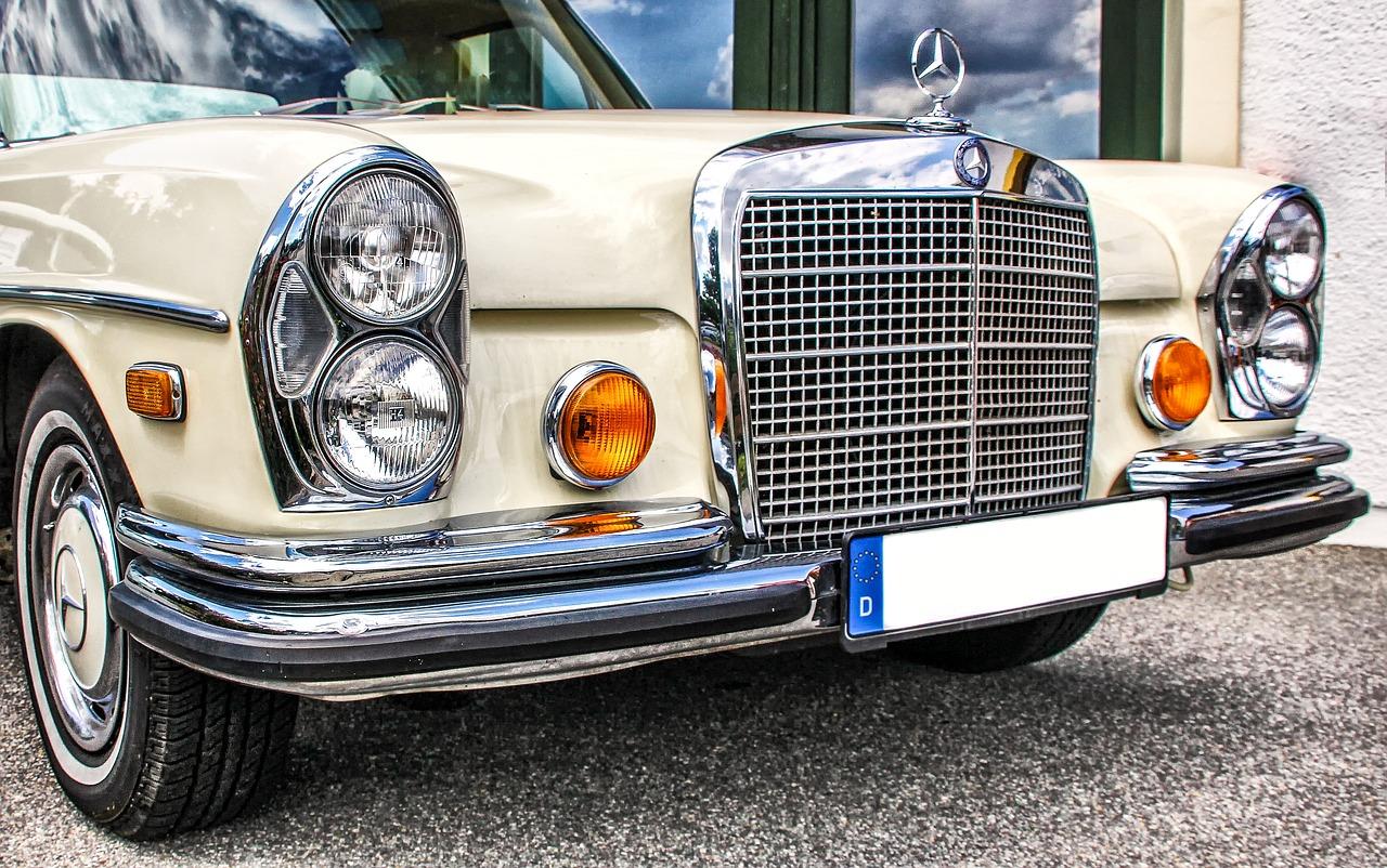 8 zaujímavostí o automobilke Mercedes ktoré vás prekvapia