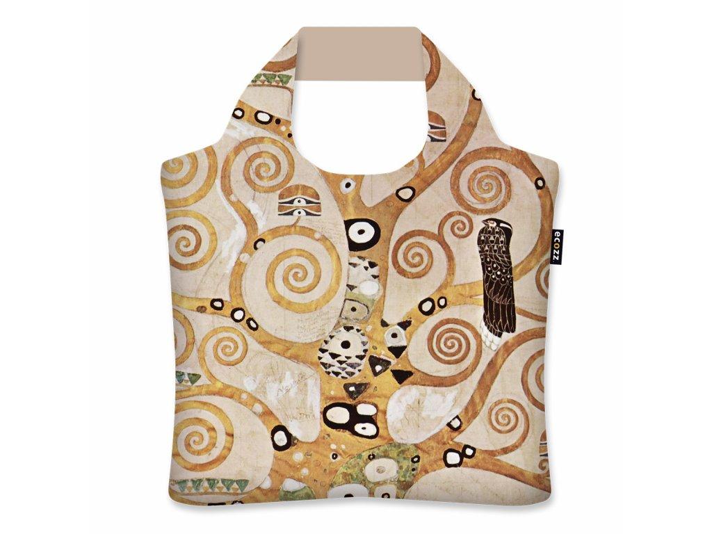 Nákupná Eko taška ECOZZ - Tree of Life - Gustav Klimt