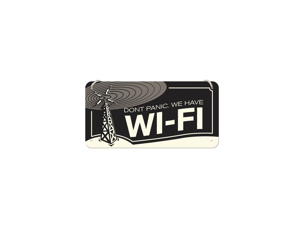We Have WI FI 1