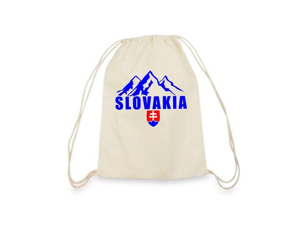 Plátený Batoh Slovakia Hory
