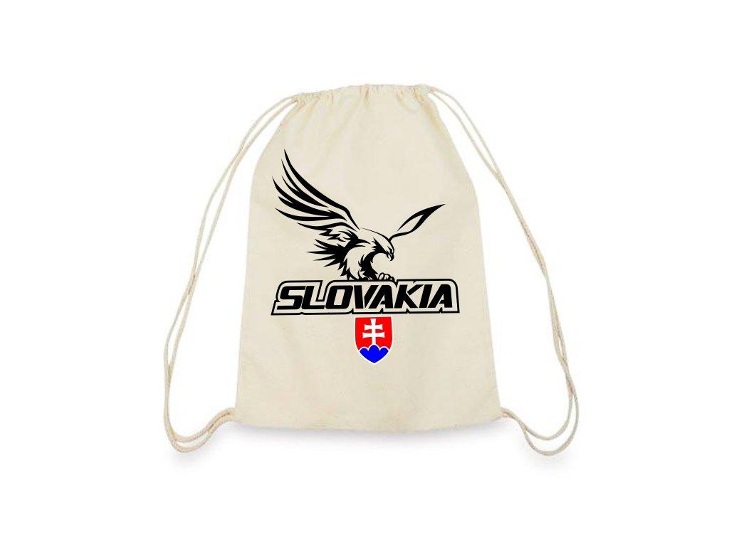Plátený Batoh Slovakia - Orol