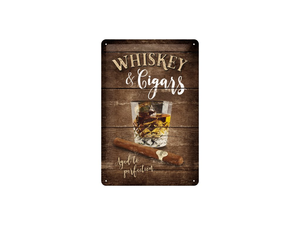 Whiskey a Cigars
