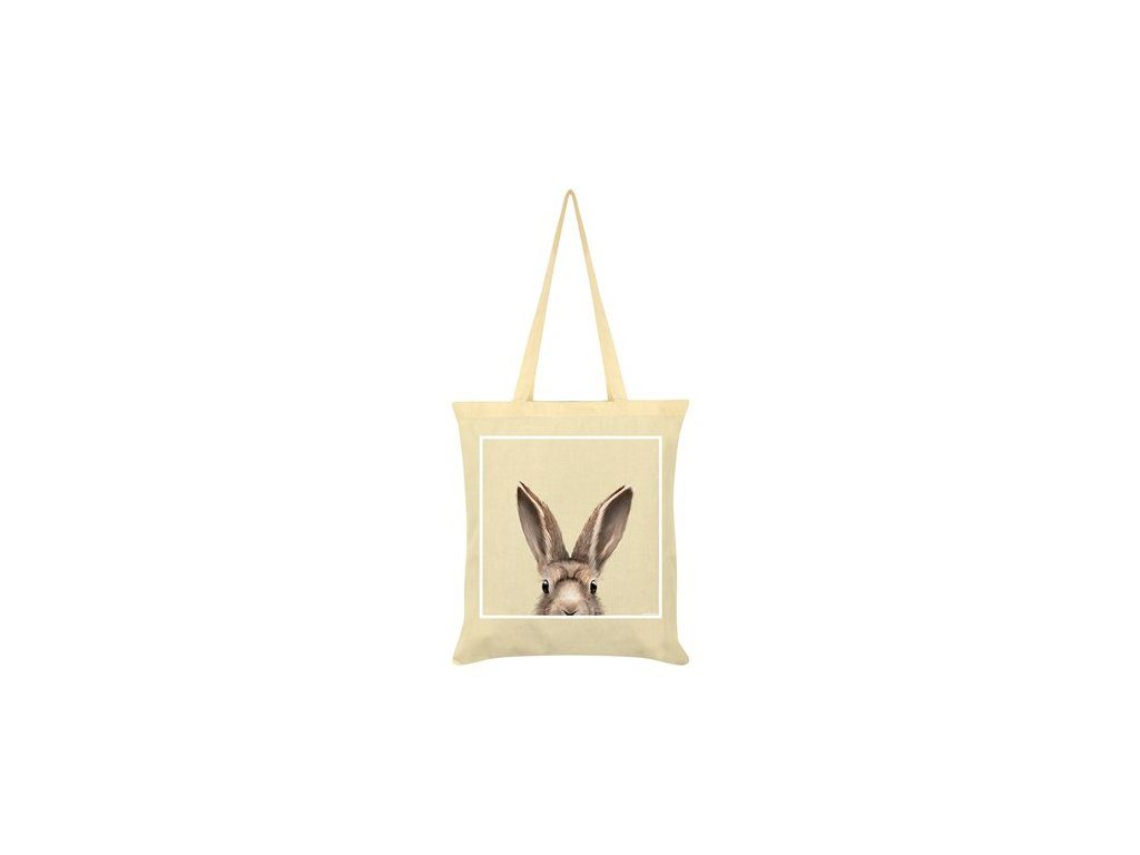 Bavlnená Taška Zajačik