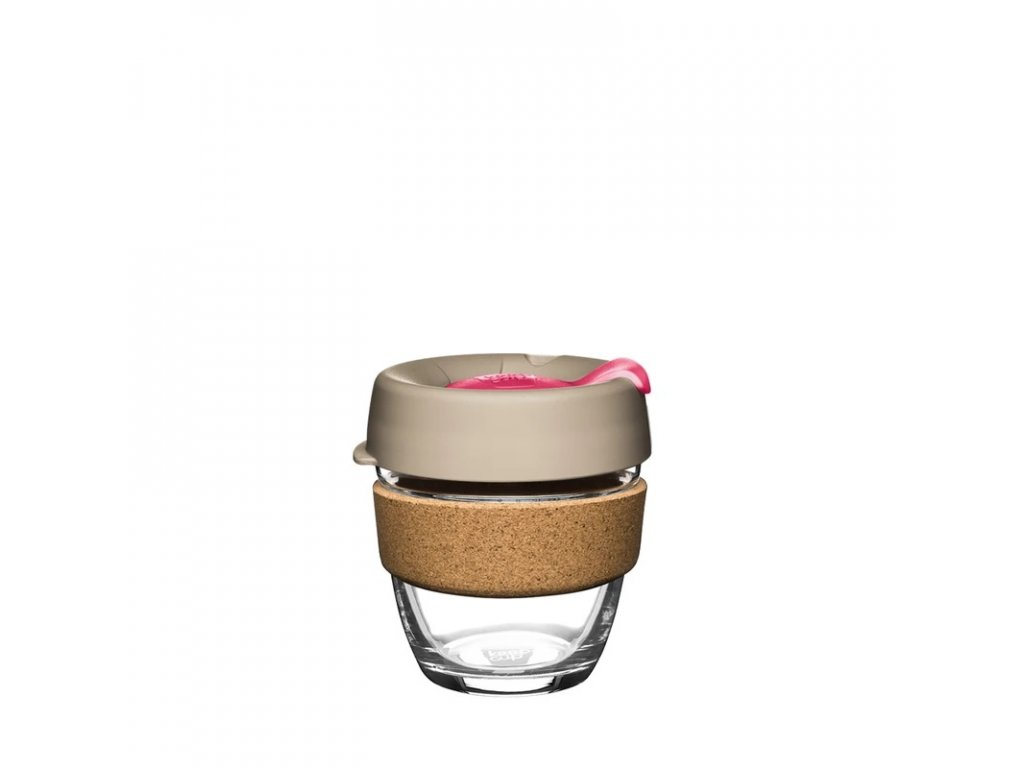 KeepCup Brew Cork Redbud S (227 ml)