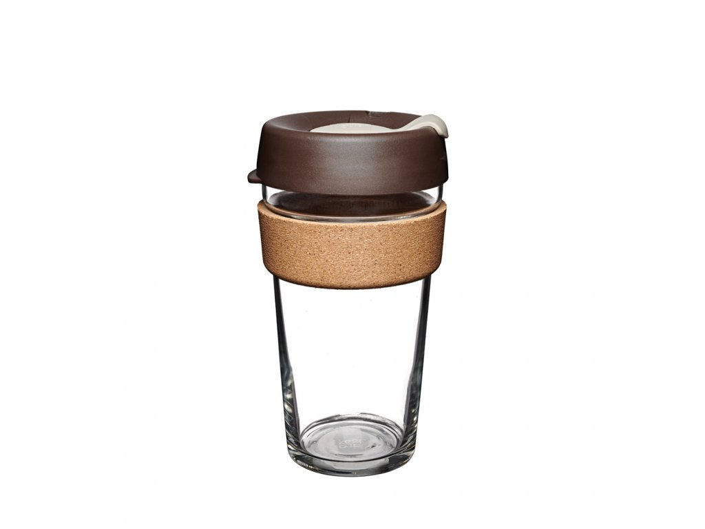 KeepCup Brew LE Cork Almond L