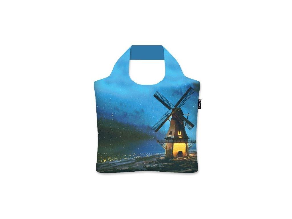 Eko taška ECOZZ - Windmill by T. Luadthong