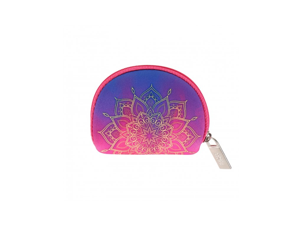Mini peňaženka - Mandala