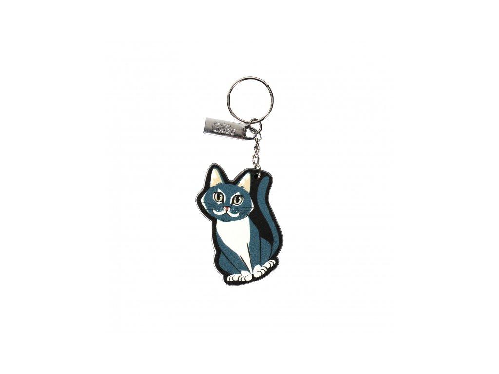 Kľúčenka - Mačka