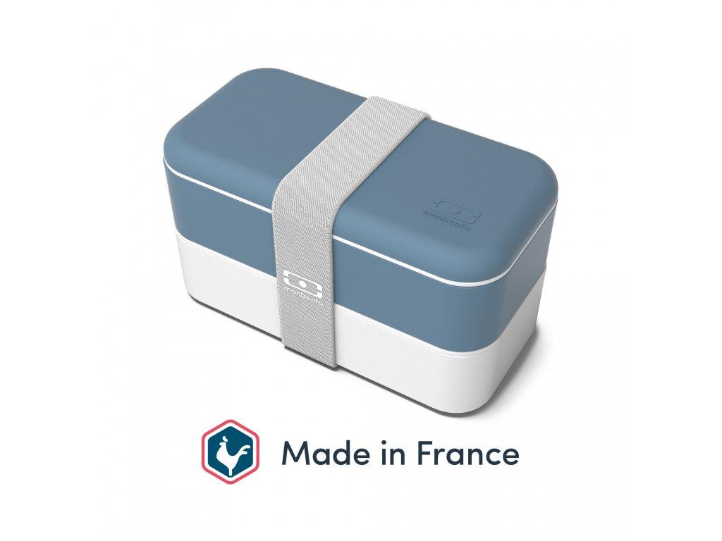 Lunch Box Monbento Original Denim