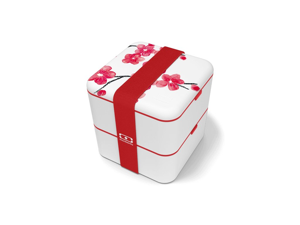 Lunch Box Monbento Square - Blossom