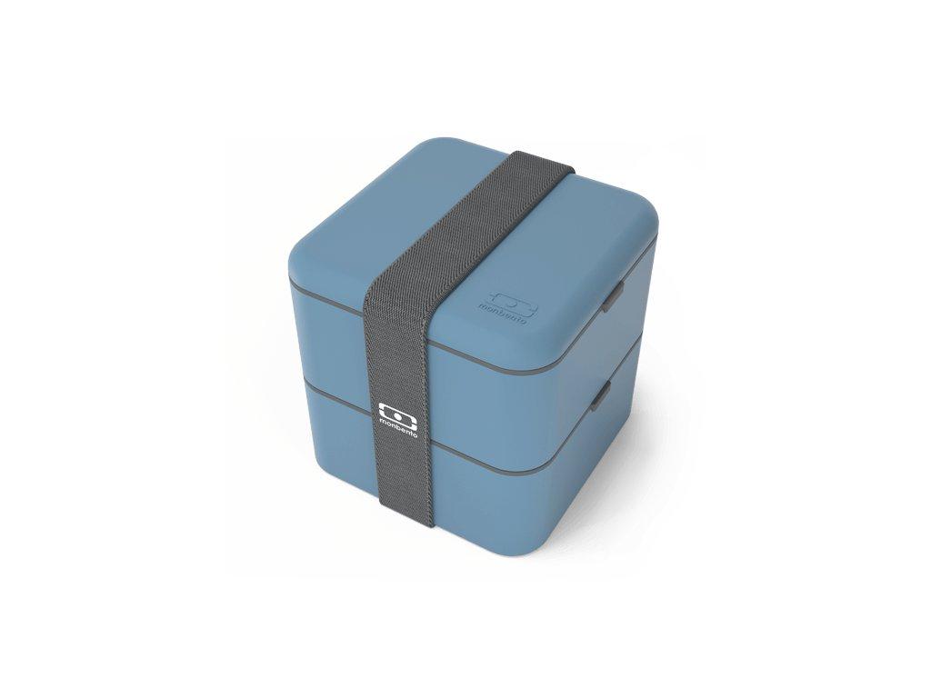 Lunch Box Monbento Square - Denim