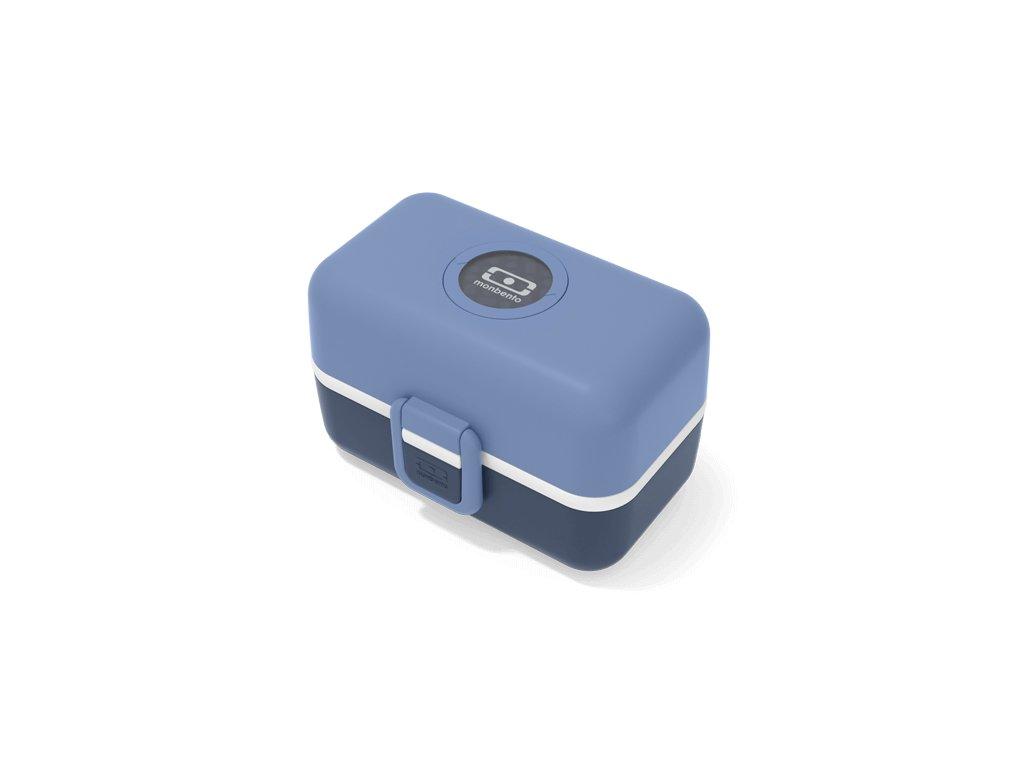 Desiatový Box Monbento Tresor - Blue Infinity