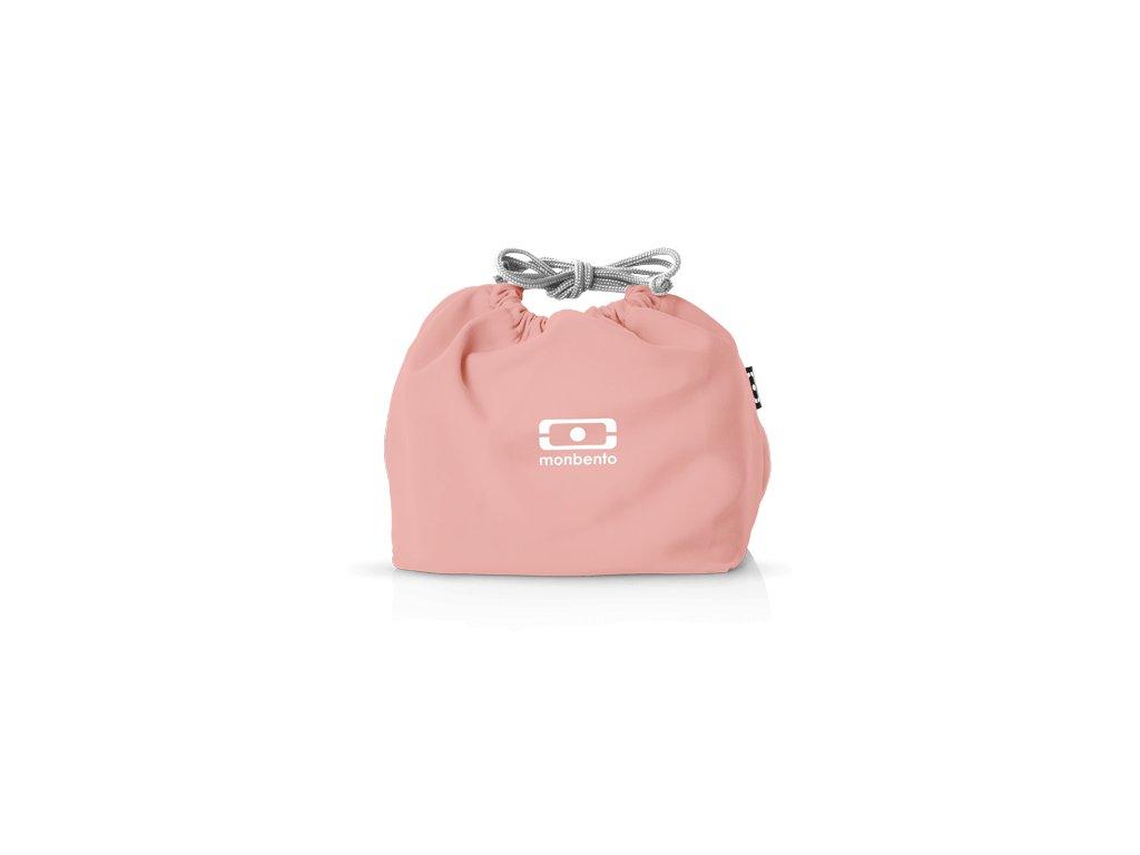 Taška Pre Desiatový Box Monbento Pochette - Pink Flamingo 1