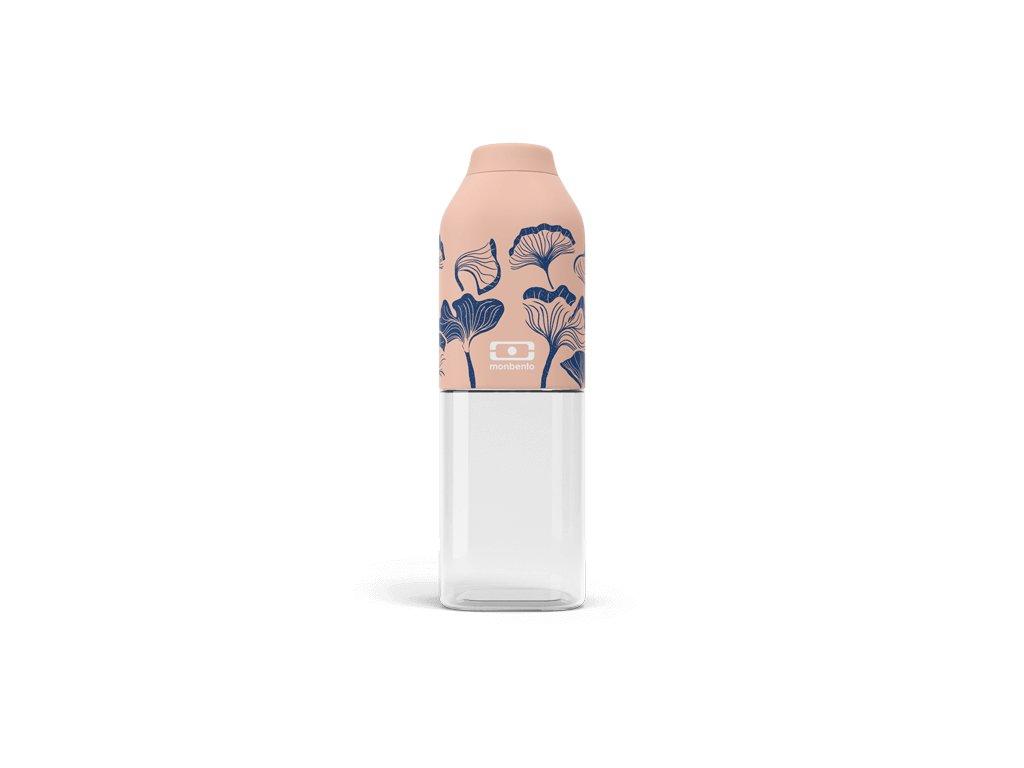 Fľaša Monbento Positive M - Graphic Ginko 1