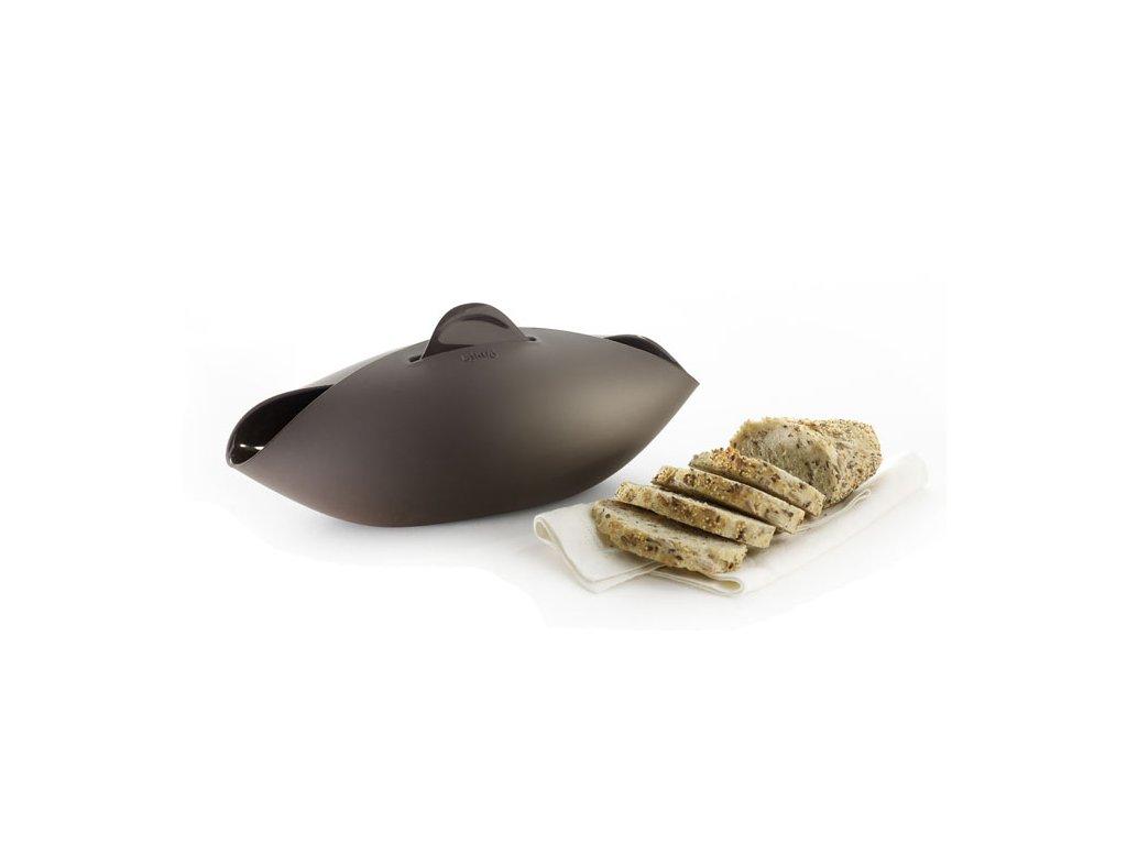 Silikónová Forma Na Prípravu A Pečenie Chleba Lékué 1